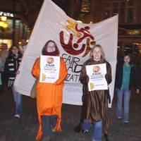 Fair Trade Org (tüntetés)