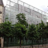 Cartier Művészeti Alapítvány (Fondation Cartier)