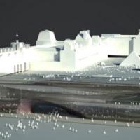 Louvre - bővítési tervek