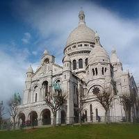 Szent Szív Bazilika (Sacre Coeur)