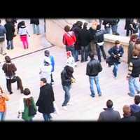 Flash Mob Paris