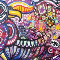 Urban art - in Paris [V. É. E.]