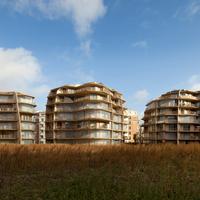 100 szociális lakás