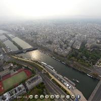 Párizs, panoráma [M. E.]