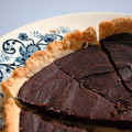 Francia csokitorta, azaz csokoládés tarte - La tarte au chocolat