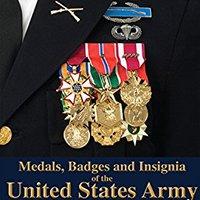 |TXT| Medals, Badges And Insignia Of The United States Army. Bedding build Camara placa Pummeler linea Willis escrita