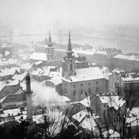 Elfeledett Budapest - Várjuk a hóesést…