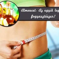 Almaecet – Az egyik legjobb fogyasztószer! Egészséges és nem megterhelő
