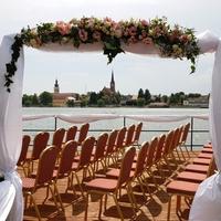 Tökéletes helyszín egy vízparti esküvőhöz