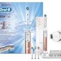 Teszt: Professzionális fogápolás nagytudású smart elektromos fogkefe (Oral-B Genius 9000N)
