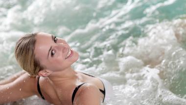 Féláras fürdőzés - itt az idő egy kis wellnesshez