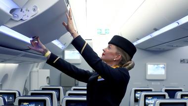 Repülőgépen tapasztalt furcsa hatások - amit nem árt tudnod