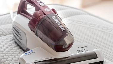 TESZT: Hoover MBC 500 UV Ultra Vortex matractisztító