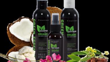Teszt: Green Essence hajnövesztő termékcsalád