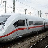 ICx, az új német szuperexpressz
