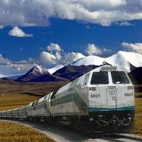 A Föld legmagasabban futó vasútvonala