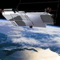 Musk műholdjai libasorban