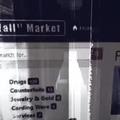 A Wall Street Market bukása