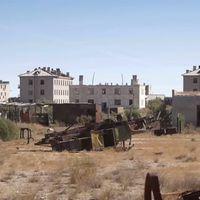 """Az Aralsk-7 """"halvaszületett"""" szigete"""