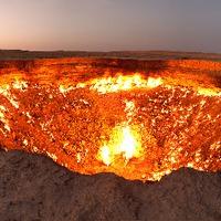 Ajtó a pokolba – a lángoló türkmenisztáni Darvaza-kráter