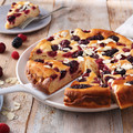 Nyári szupergyümölcsös pite