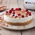 Joghurtos túrótorta Mixit müzlivel és liofilizált gyümölcsökkel