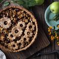 """""""Majdnem klasszikus"""" almás pite"""