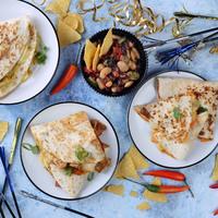Szilveszteri tortillaparti