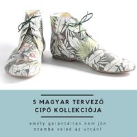 5 magyar tervező cipő kollekciója, amely garantáltan nem jön szembe veled az utcán!