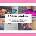 5 fitness applikáció, ami maximálisan támogatja a bikini alak elérését!