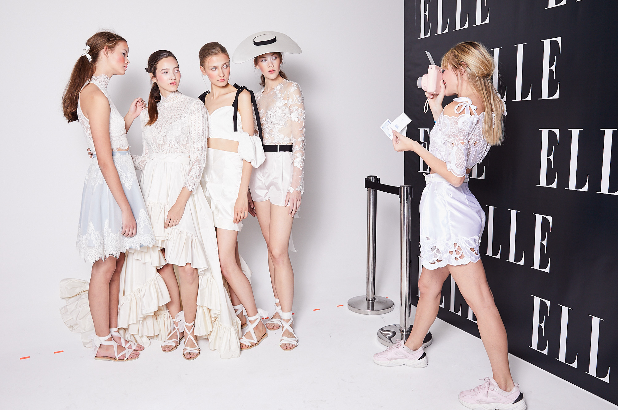Elle Fashion Show 2018