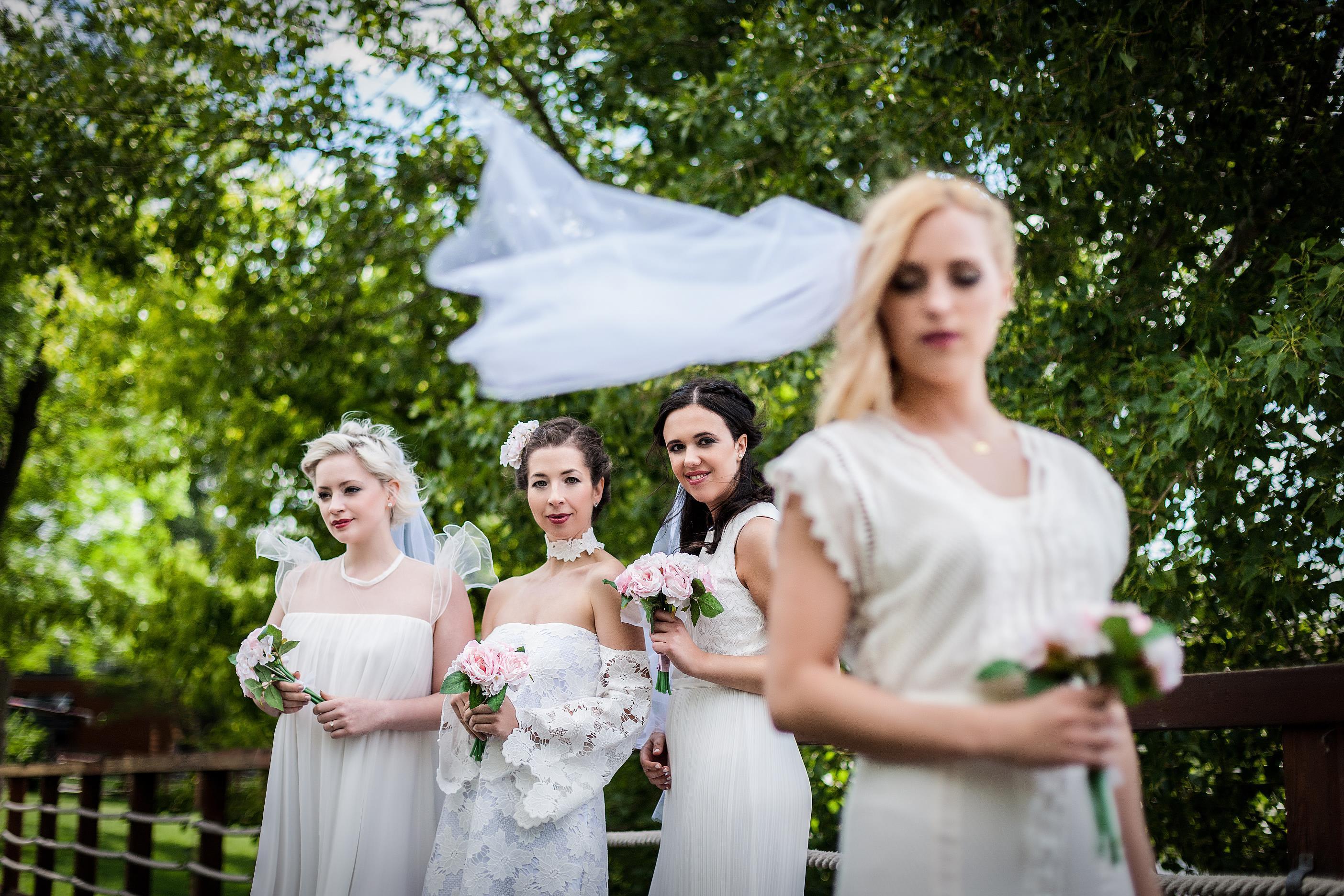 Wedding Guide - Így telt a Fashion Days webshoppal közös fotózás! -