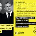 Putyin ellen, az orosz népért (is)