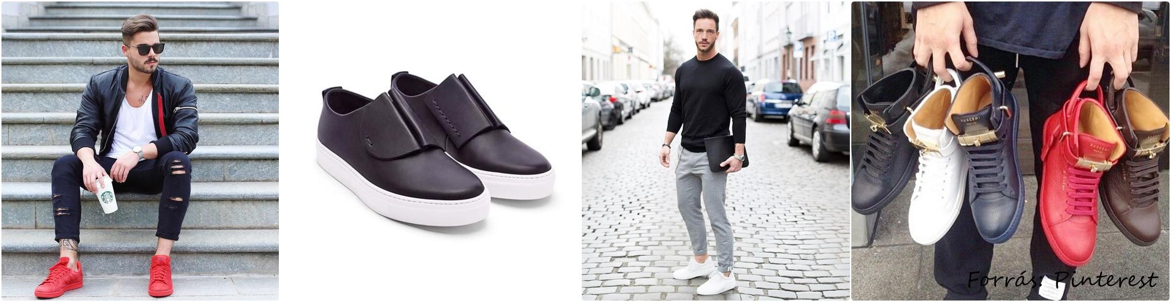 Nálam a TOP férfi cipő  fekete klasszikus Converse tornacipő. (nagyon  fontos d27e295756