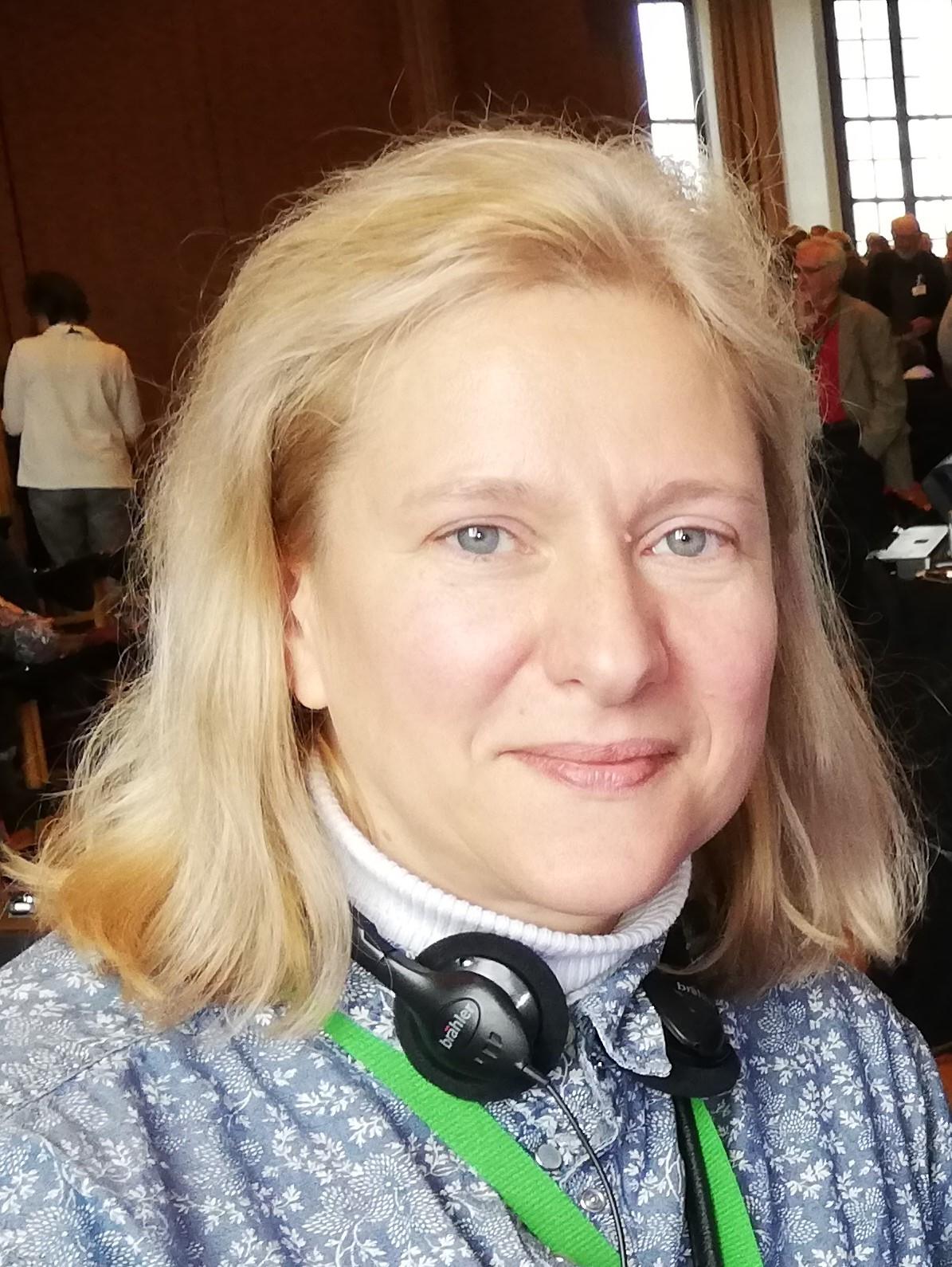 Oksana Sarabin