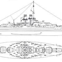 Az osztrák-magyar flotta super-dreadnought és csatacirkáló tervei az I. Világháborúban