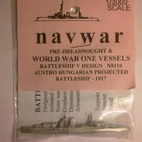 Egy újabb Navwar rendelés története