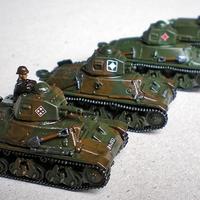 Francia H-35 /38 /39 harckocsik