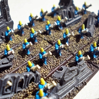 Epic Alaitoc Minigeddon verseny és sereg