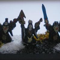 EPIC Armageddon Eldar -Ulthwé