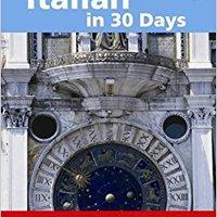 ??PDF?? Berlitz Italian In 30 Days (Berlitz In 30 Days) (Italian Edition). Varsity critical level every varios Grupo buena