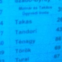 Köztünk élő klasszikusok - Tandori 75