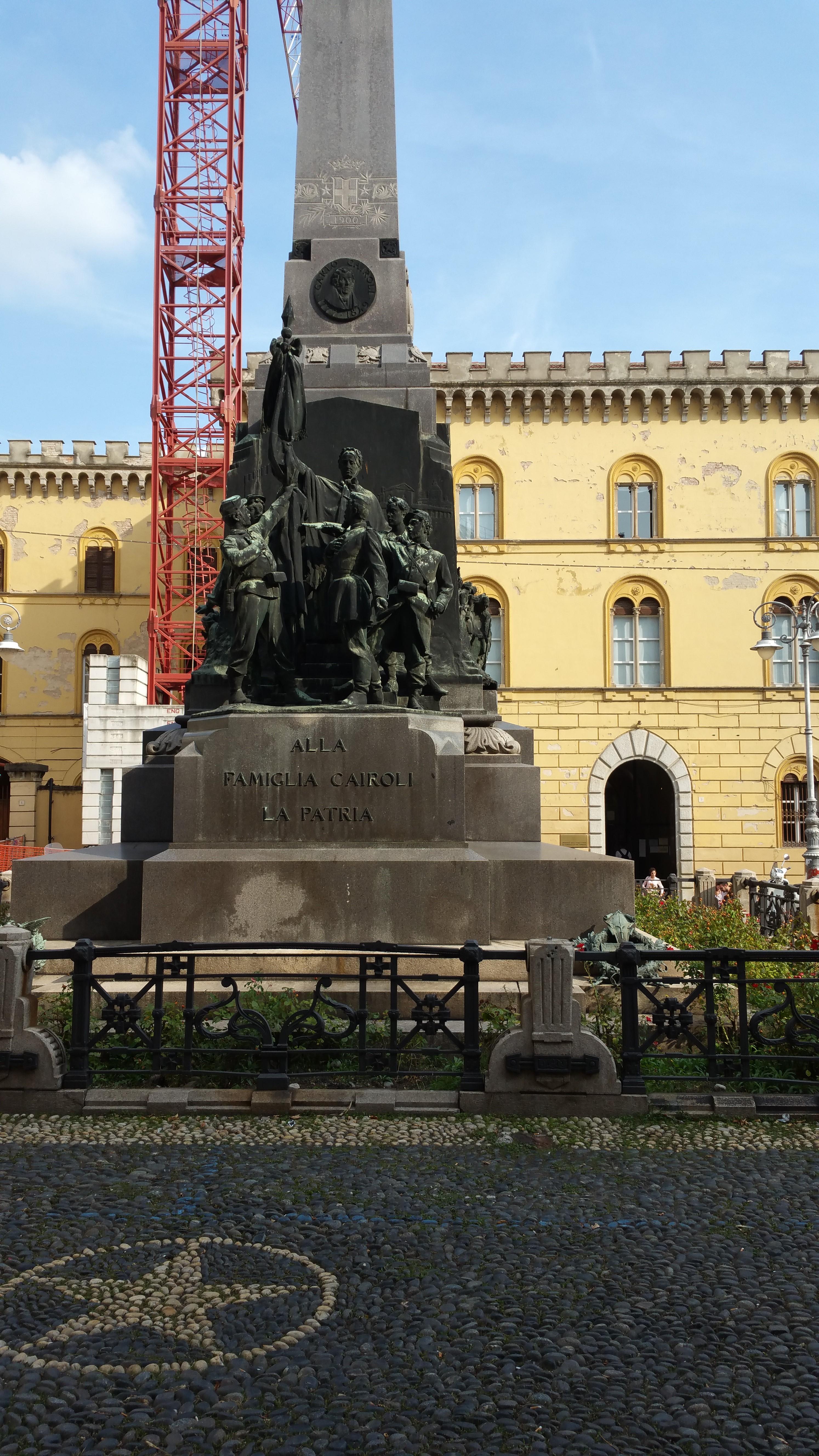 Piazza del Lino