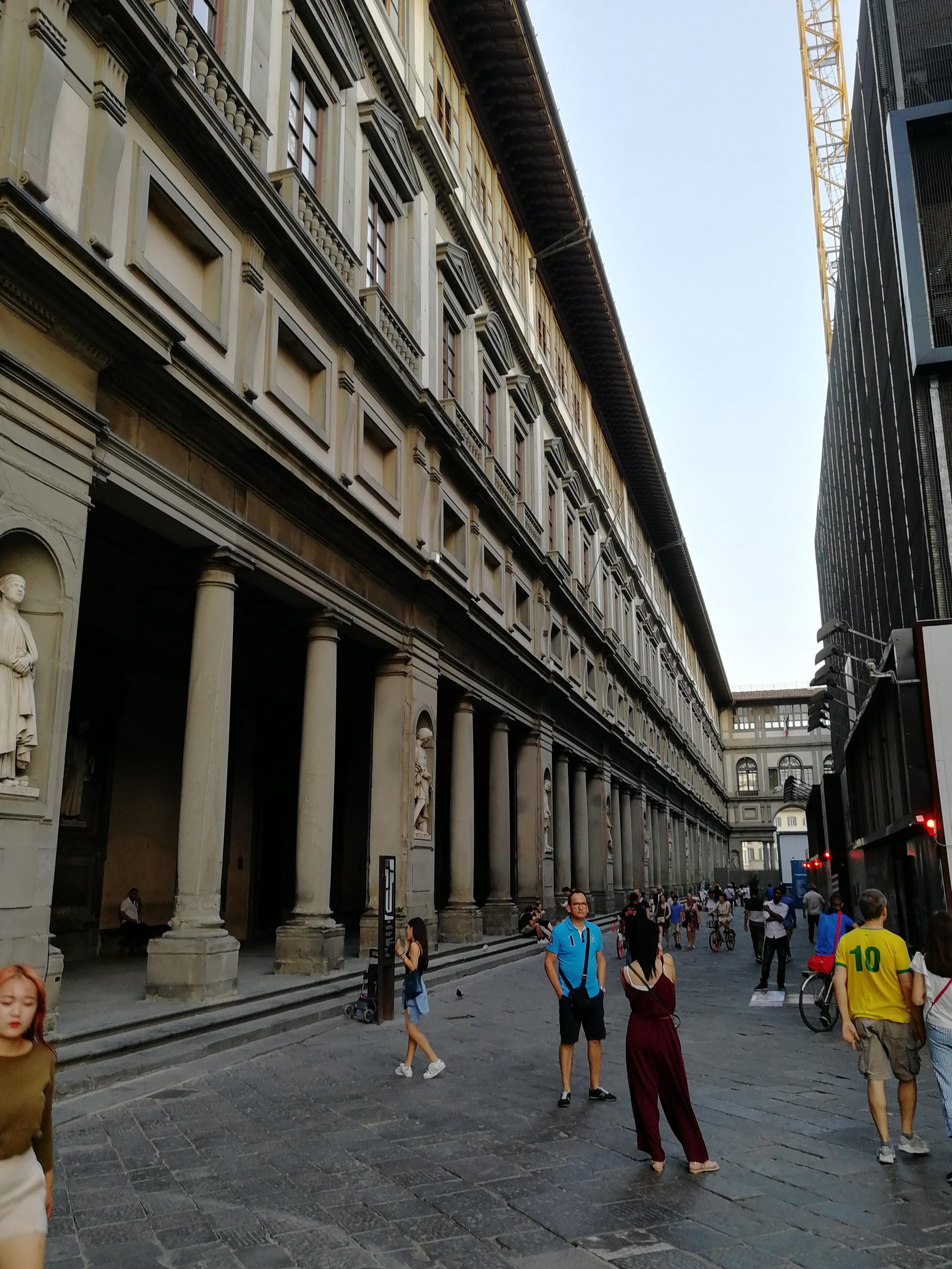 Uffizi Képtár