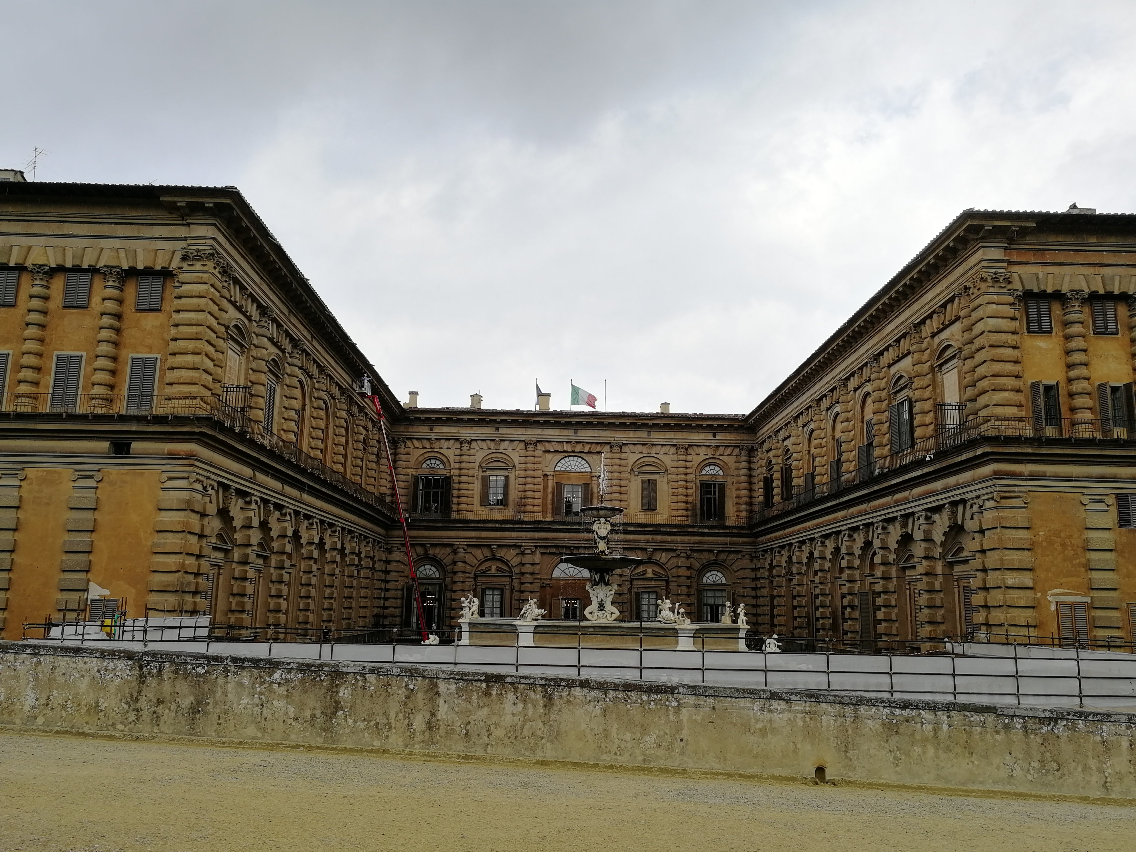 Pitti-palota