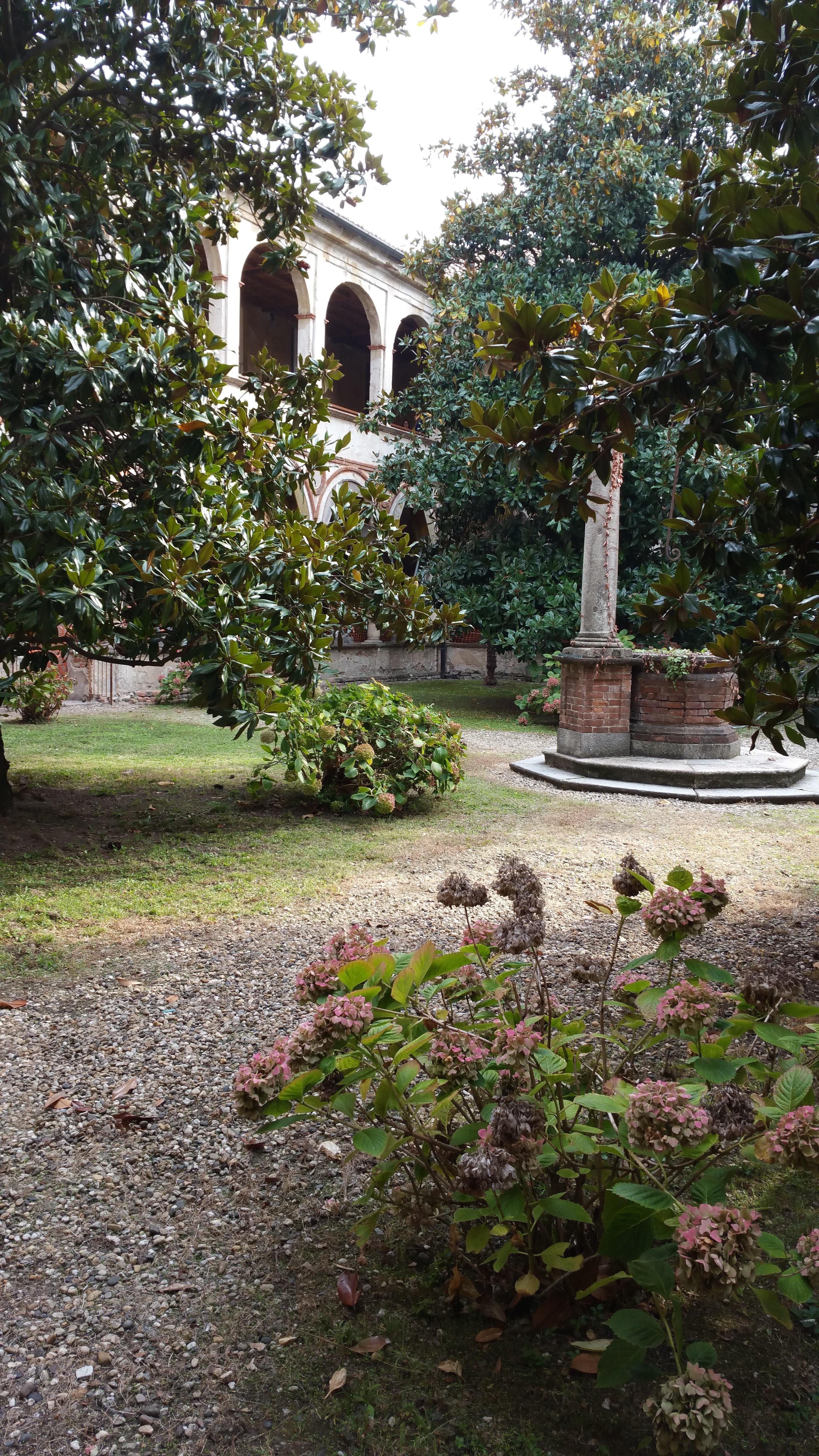 San Felice - Gazdaságtudományi Kar belső udvara