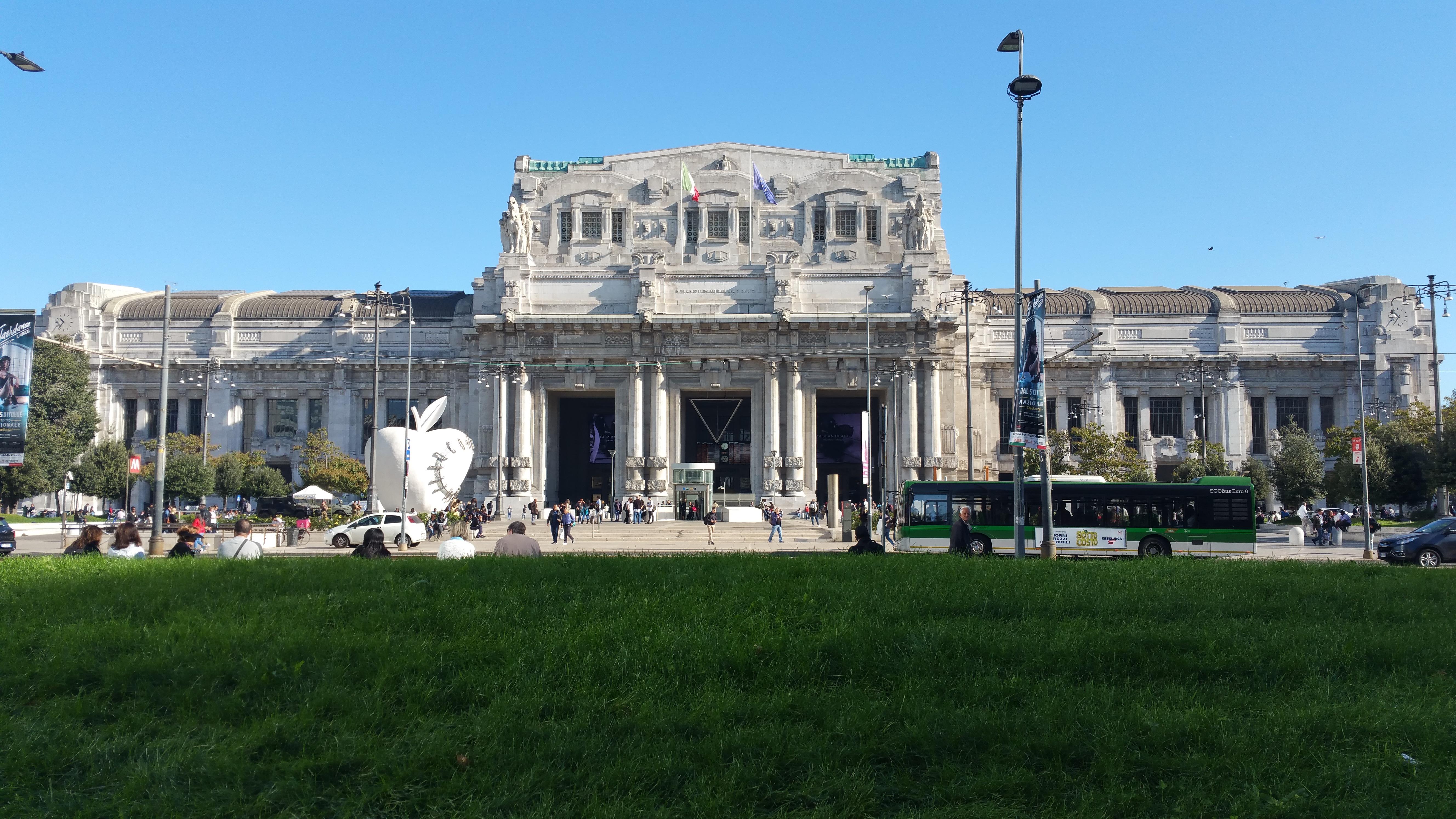 Milánói állomás