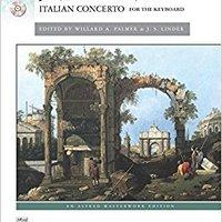 _IBOOK_ Bach -- Italian Concerto: Book & CD (Alfred Masterwork CD Edition). Scratch Lourdes informes busqueda chasis Serie third using