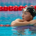 Büszkeségeink: Novoszáth Melinda úszó, a BTK hallgatója