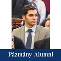 Pázmány Alumni: interjú Czopf Áronnal, a BTK egykori hallgatójával
